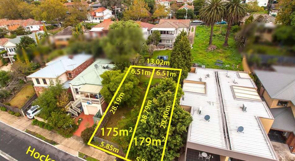13 & 13A Hockey Lane, Ascot Vale VIC 3032