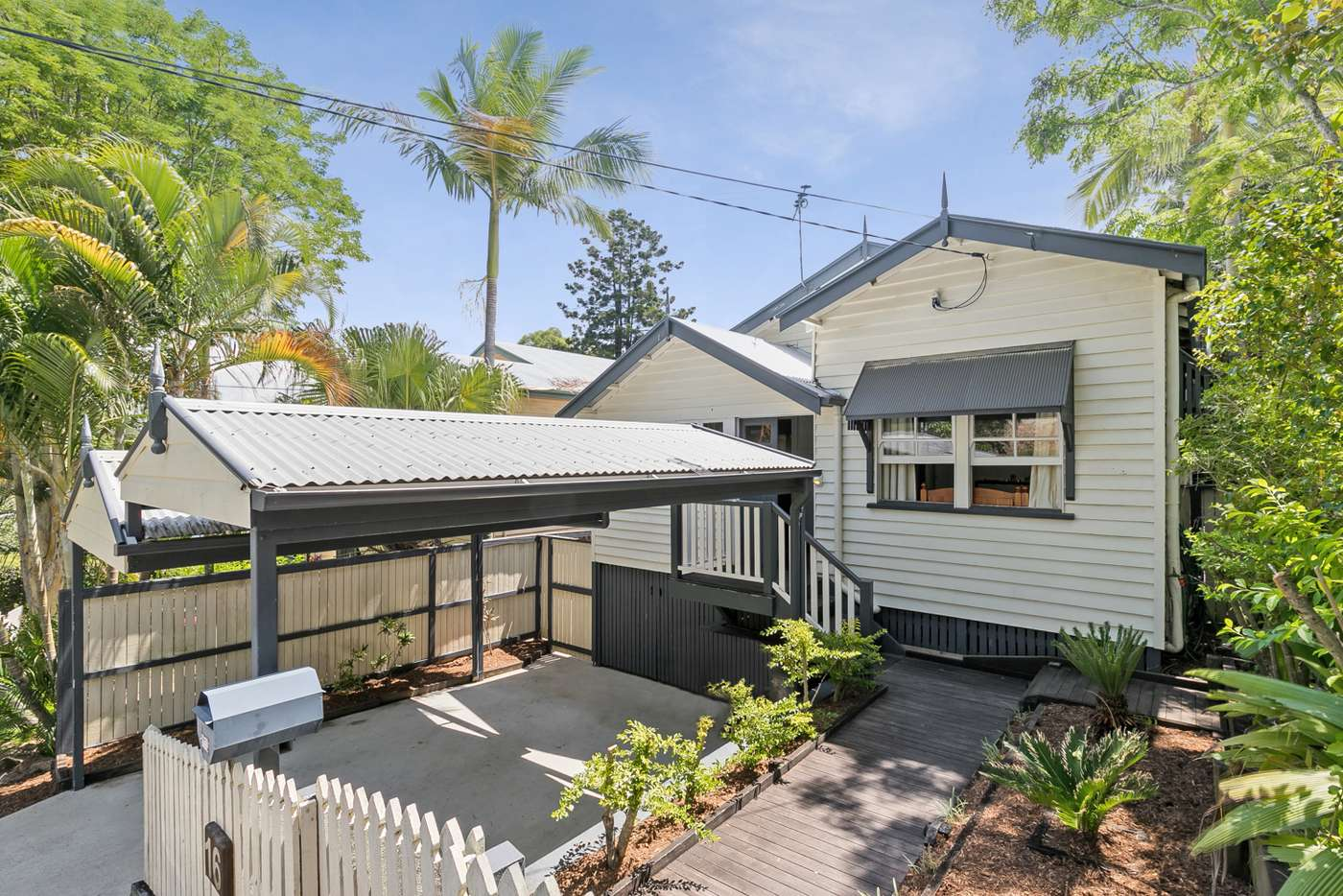 Main view of Homely house listing, 16 Eton Street, Toowong QLD 4066
