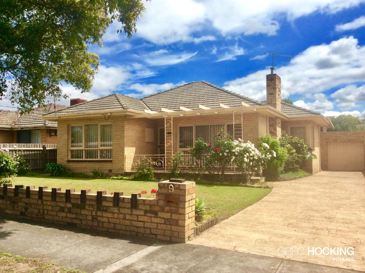 Main view of Homely house listing, 9 Newry Street, Cheltenham, VIC 3192