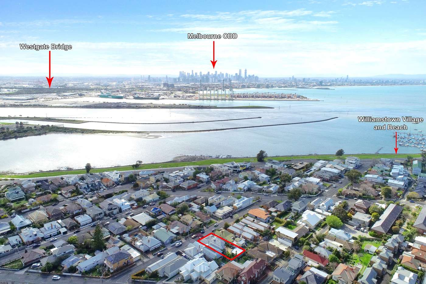 Sixth view of Homely house listing, 13 Dalgarno Street, Williamstown VIC 3016