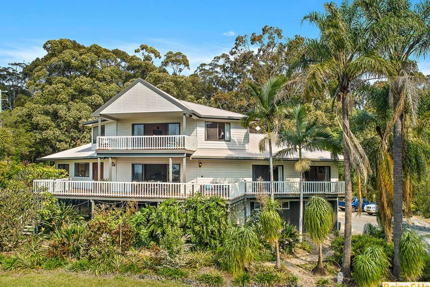 Main view of Homely house listing, 139 Johnsons Road, Sandy Beach NSW 2456