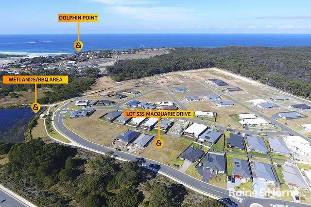 24 (Lot 535) Macquarie Drive, Burrill Lake NSW 2539