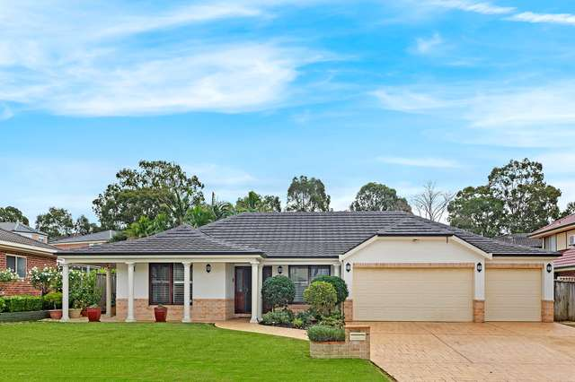 32 Beaumont Drive, Beaumont Hills NSW 2155