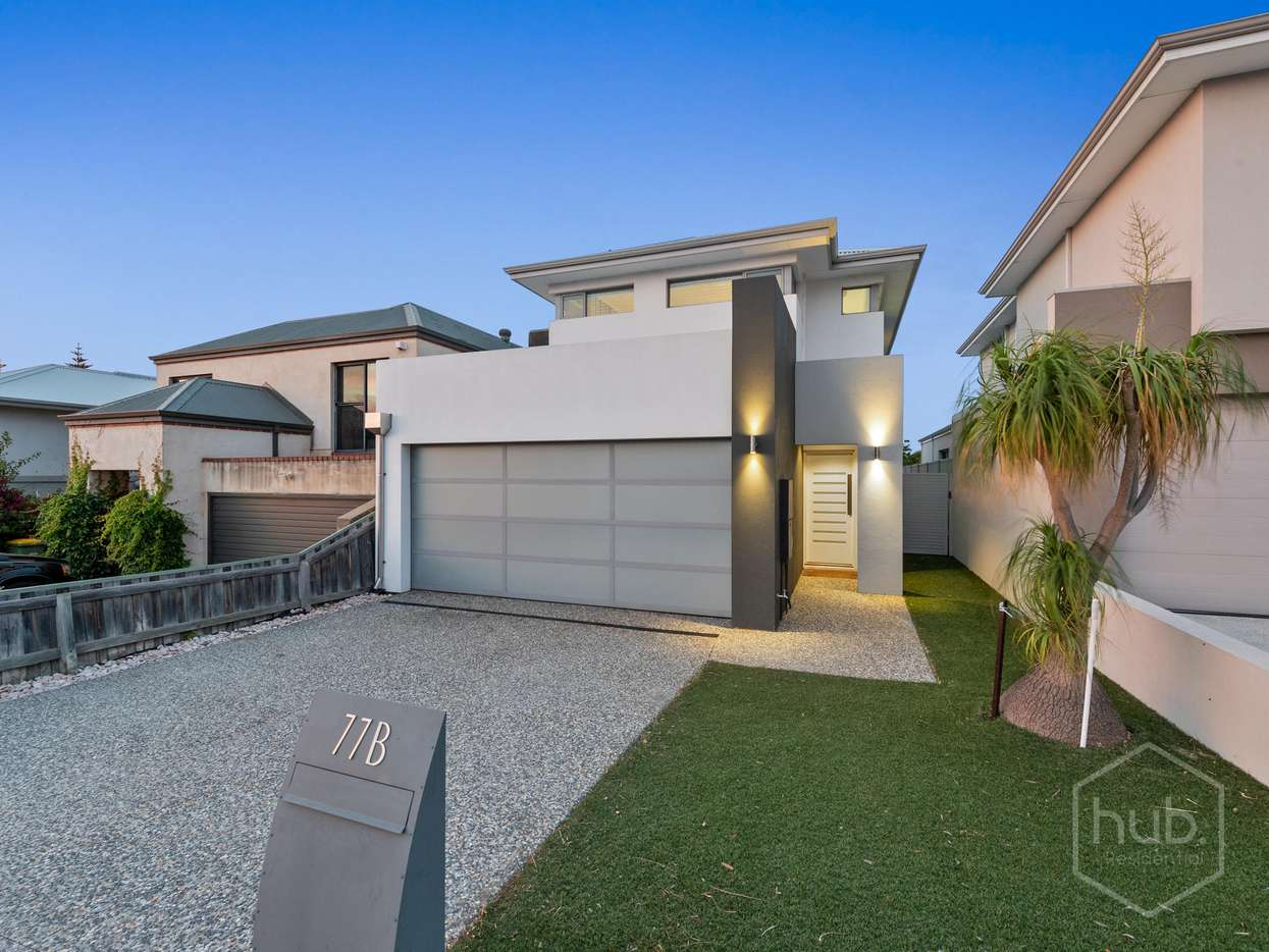 Main view of Homely house listing, 77B Alfred Road, Mount Claremont, WA 6010