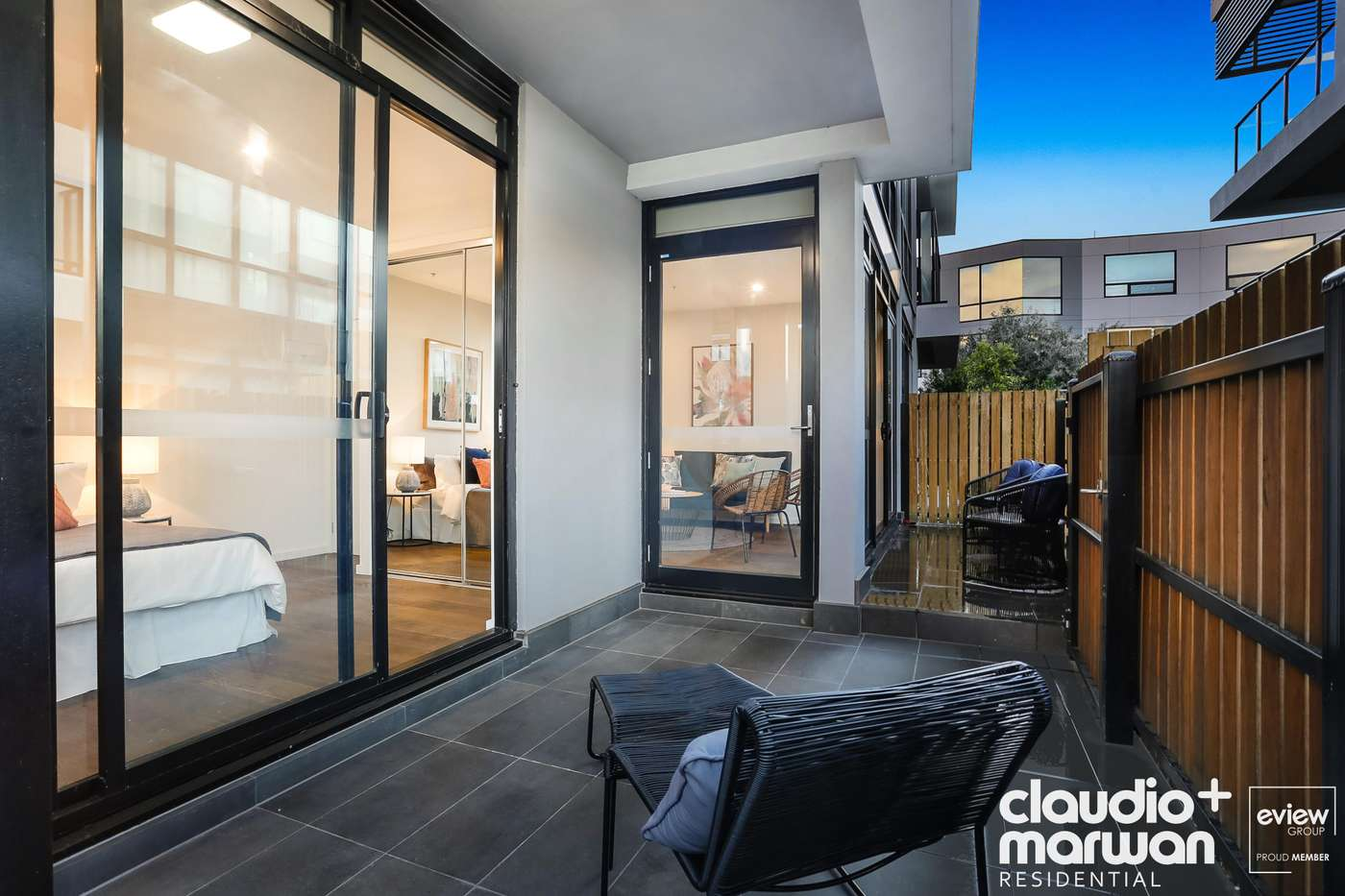 Main view of Homely unit listing, AG09/23- 25 Cumberland Road, Pascoe Vale South, VIC 3044