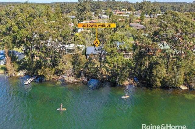 33 Edwin Avenue, Lake Conjola NSW 2539