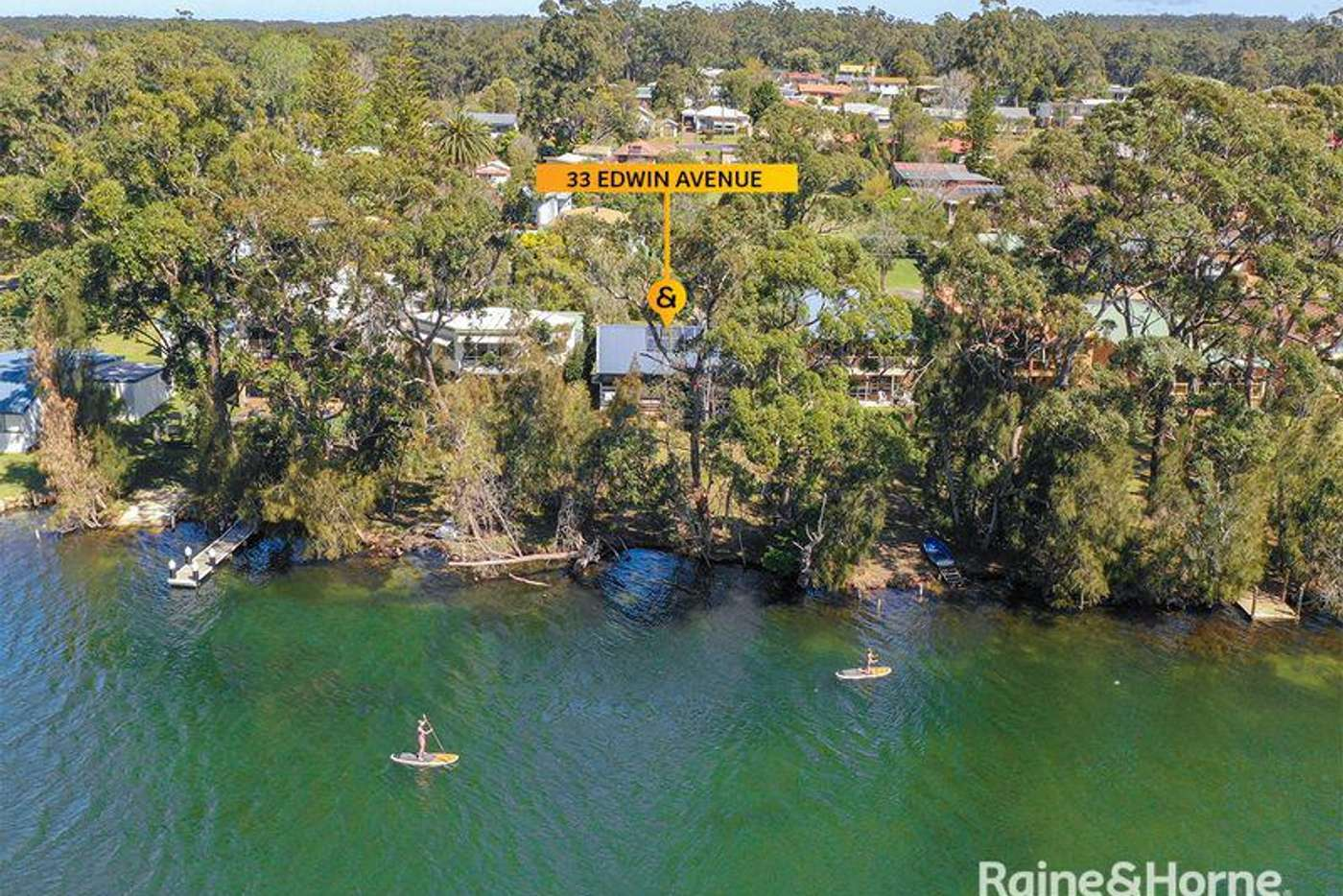 Main view of Homely house listing, 33 Edwin Avenue, Lake Conjola NSW 2539
