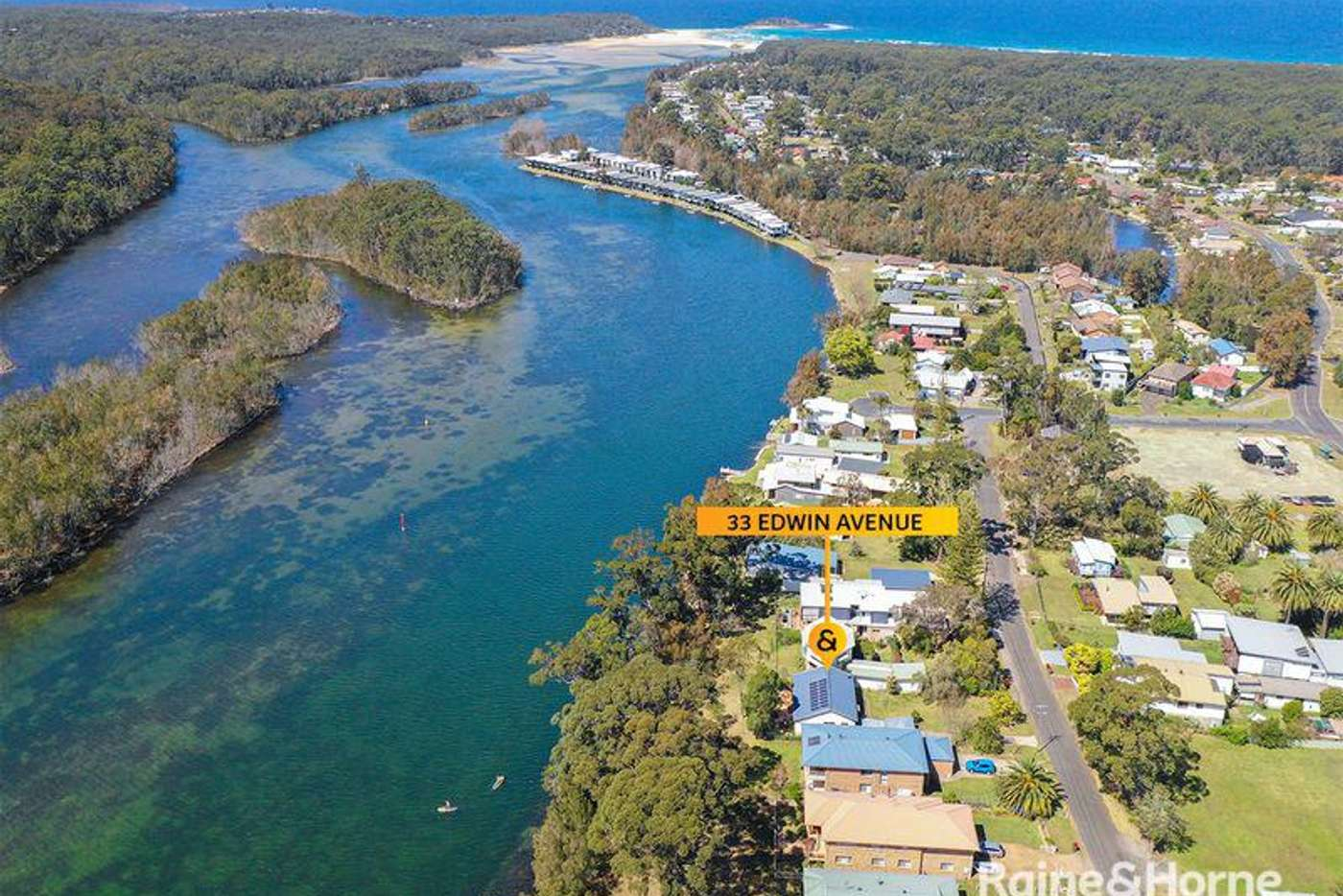 Sixth view of Homely house listing, 33 Edwin Avenue, Lake Conjola NSW 2539