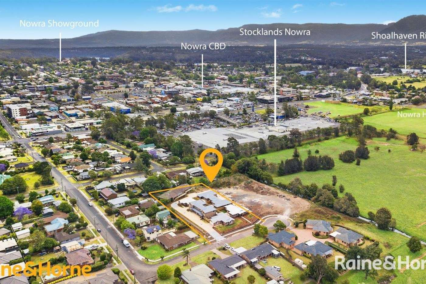 Main view of Homely house listing, 6/7 Dryden Close, Nowra NSW 2541