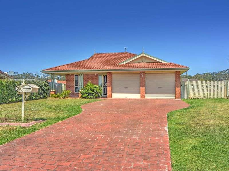 Main view of Homely house listing, 28 Eucalyptus Avenue, Worrigee, NSW 2540