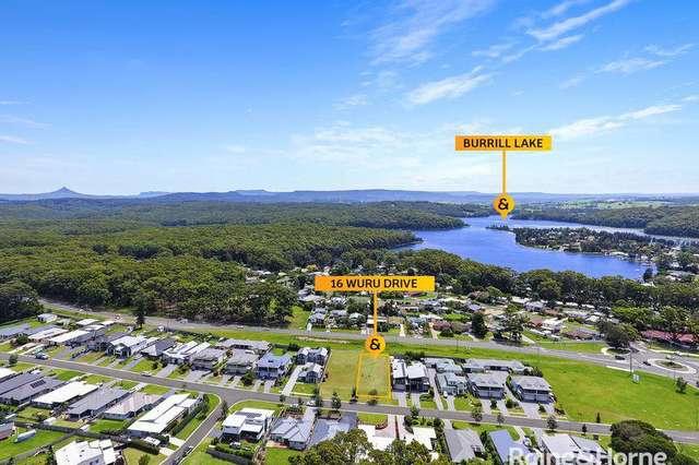 16 Wuru Drive, Burrill Lake NSW 2539