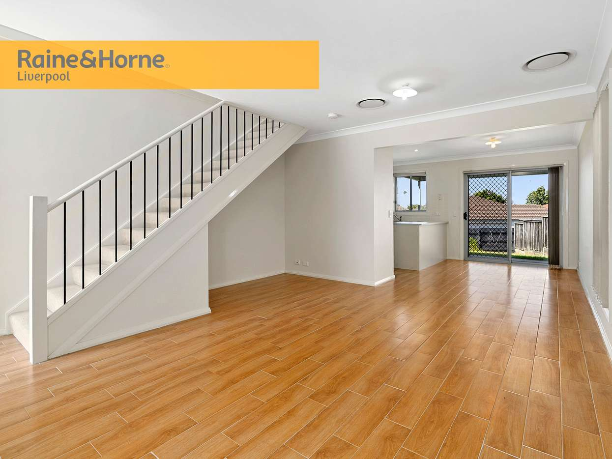 Main view of Homely house listing, 5 Northampton Drive, Glenfield, NSW 2167