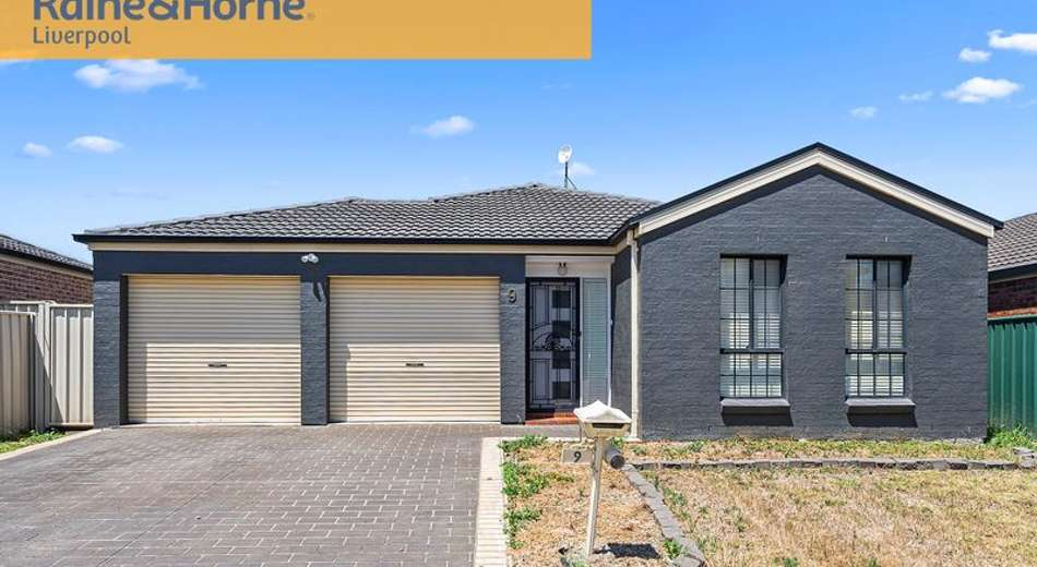9 INCENSE PLACE, Casula NSW 2170