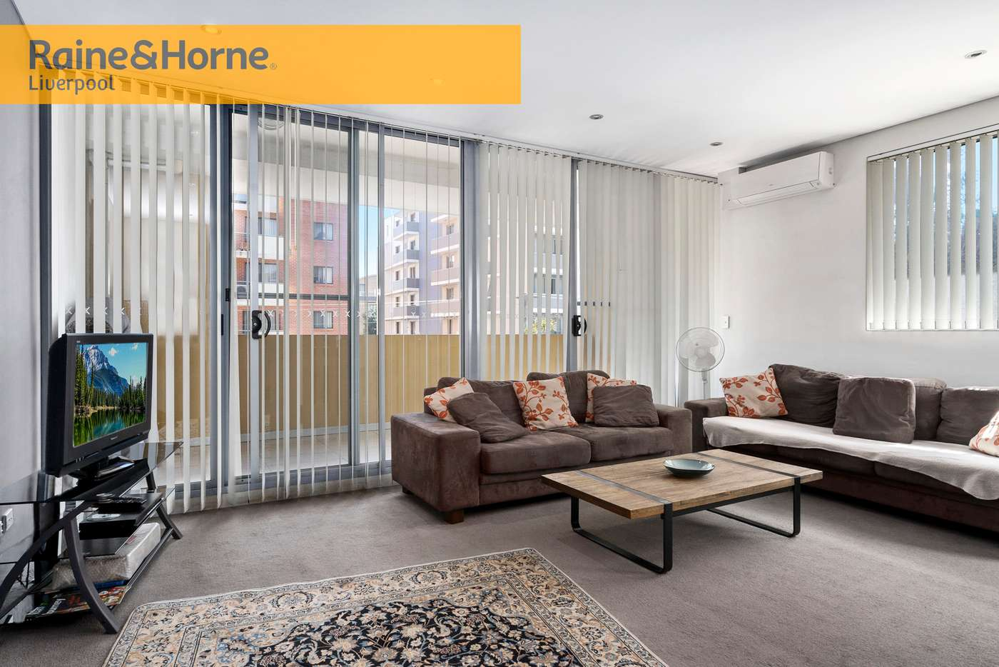 Main view of Homely unit listing, 4/12-18 Bathurst Street, Liverpool NSW 2170