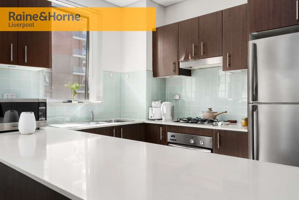 Second view of Homely unit listing, 4/12-18 Bathurst Street, Liverpool NSW 2170
