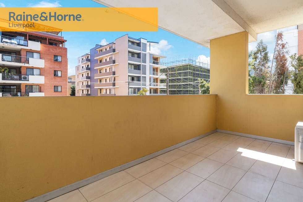 Third view of Homely unit listing, 4/12-18 Bathurst Street, Liverpool NSW 2170