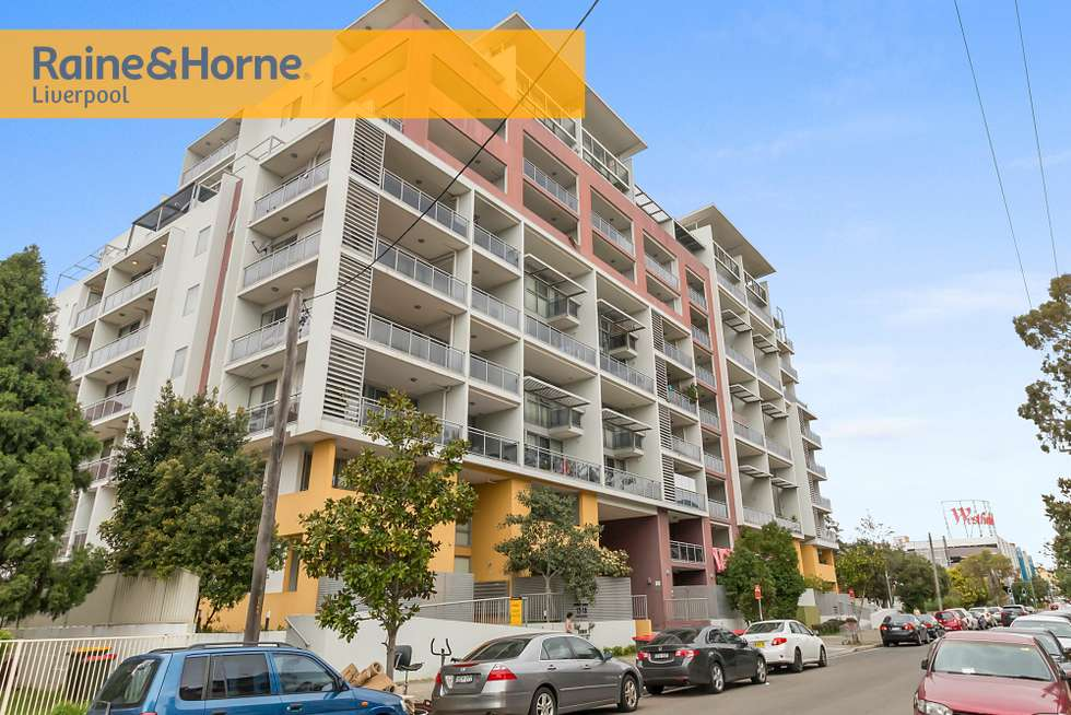 Fourth view of Homely unit listing, 4/12-18 Bathurst Street, Liverpool NSW 2170