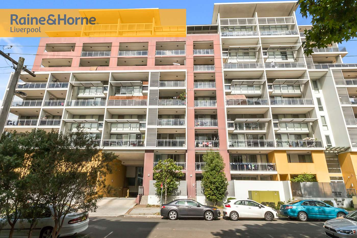 Fifth view of Homely unit listing, 4/12-18 Bathurst Street, Liverpool NSW 2170