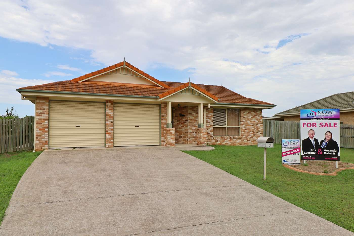 Main view of Homely house listing, 3 Carnarvon Court, Upper Caboolture QLD 4510