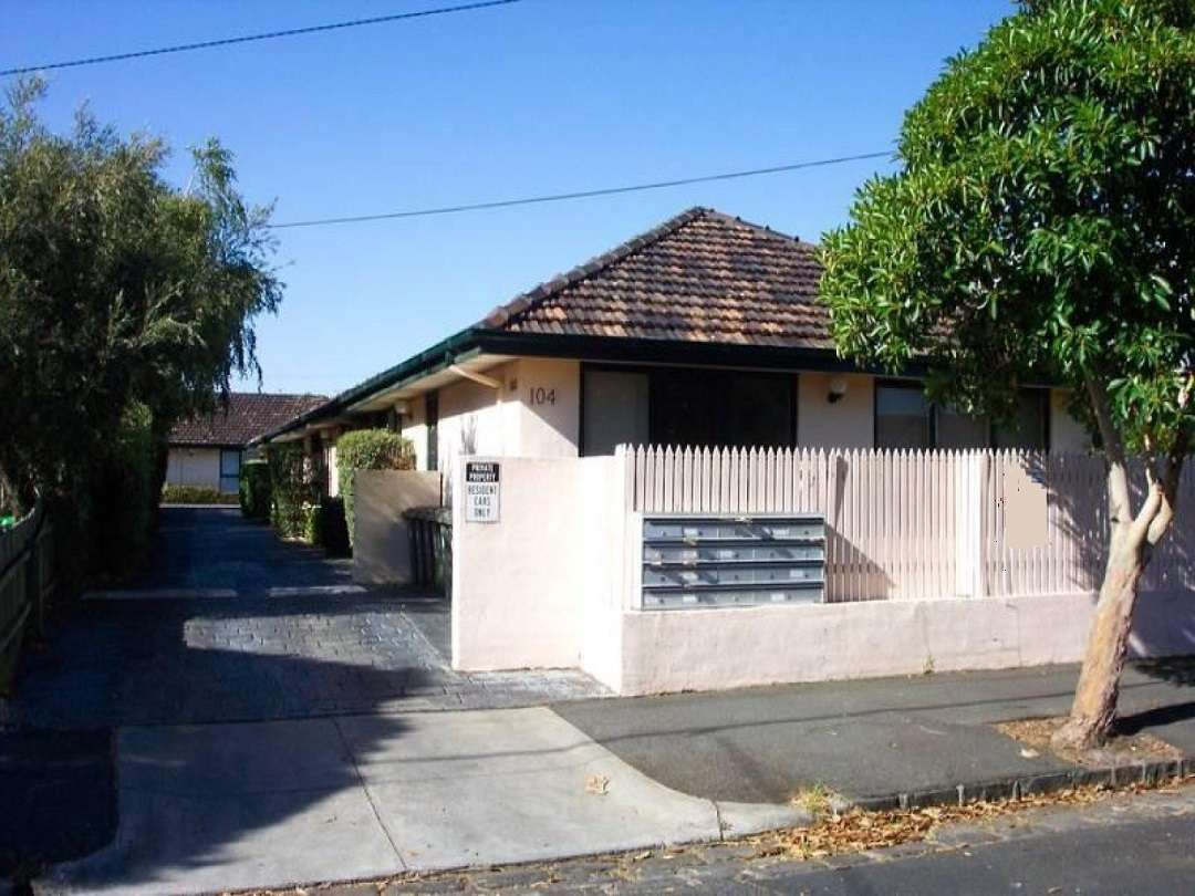 Main view of Homely unit listing, 12/104 Tinning Street, Brunswick, VIC 3056