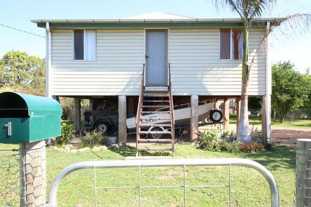 1 SEVENTH Street, Home Hill QLD 4806