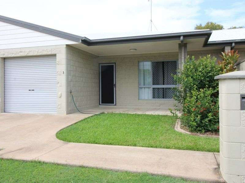 Main view of Homely unit listing, Unit 3/1 Wickham St, Ayr, QLD 4807