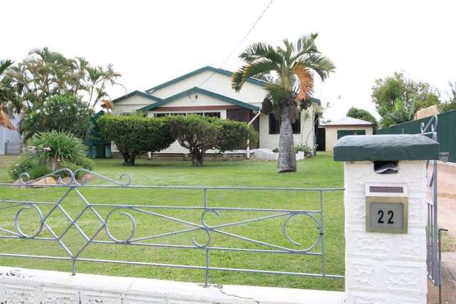 22 ELEVENTH Street, Home Hill QLD 4806
