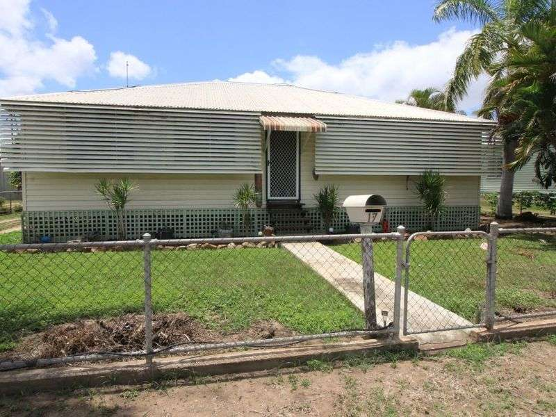 Main view of Homely house listing, 17 Ninth Ave, Home Hill, QLD 4806
