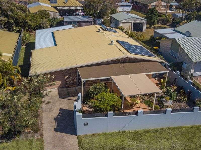 Main view of Homely house listing, 9 Kuruman Street, Scarness, QLD 4655