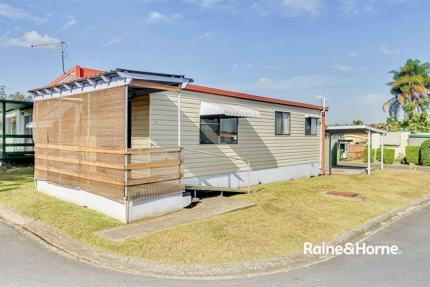 Main view of Homely retirement listing, Villa 75, 431-445 Park Ridge Road, Park Ridge QLD 4125