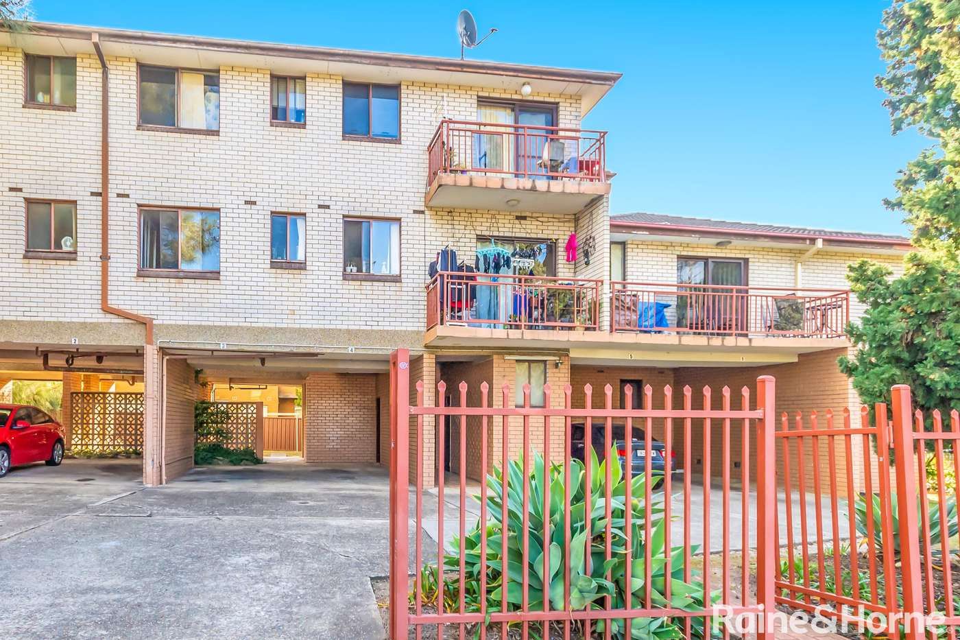 Main view of Homely unit listing, 3/1 Station Street, St Marys, NSW 2760