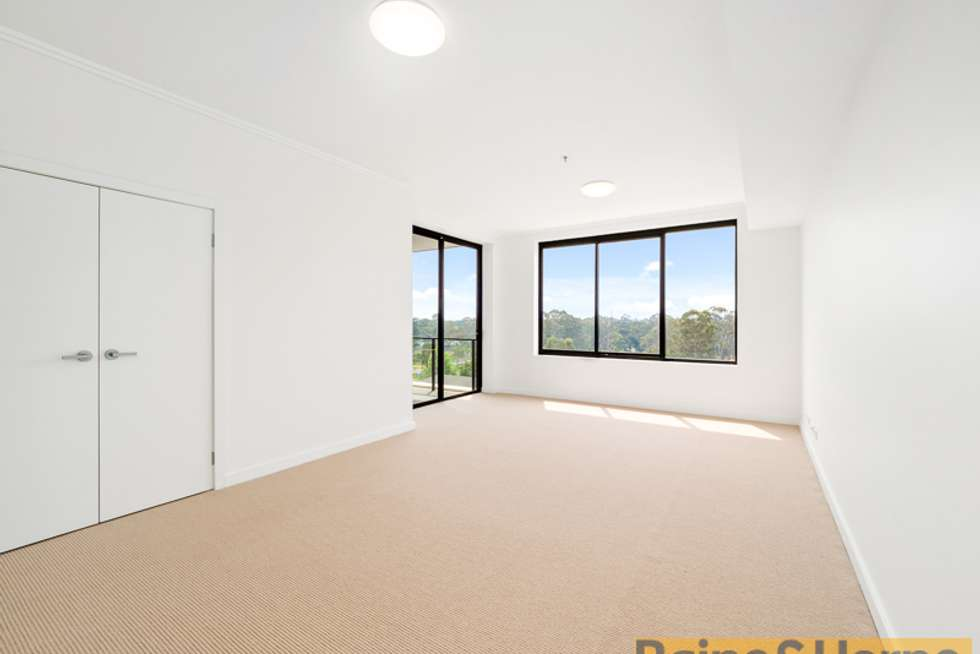 Second view of Homely apartment listing, 415/8 Roland Street, Rouse Hill NSW 2155