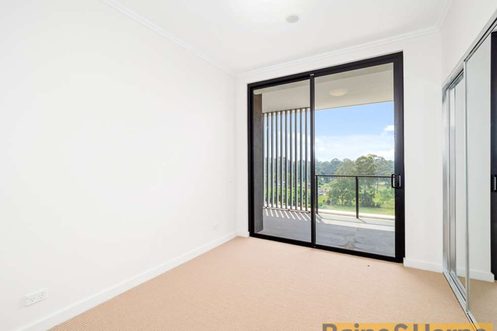 Fourth view of Homely apartment listing, 415/8 Roland Street, Rouse Hill NSW 2155
