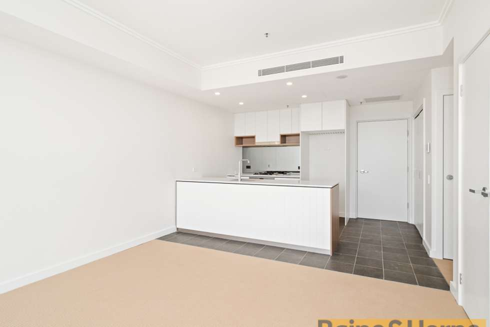 Fifth view of Homely apartment listing, 415/8 Roland Street, Rouse Hill NSW 2155