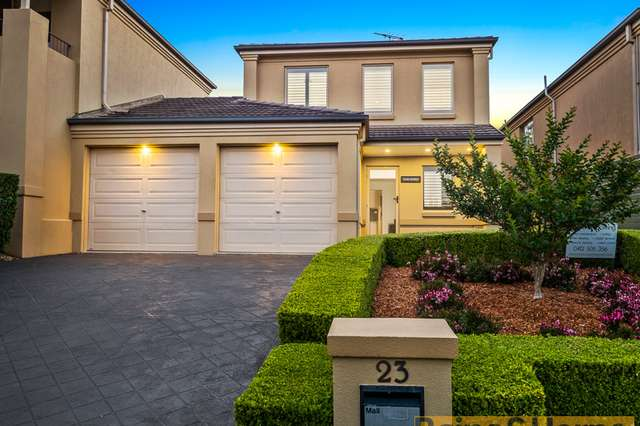 23 Thomas Francis Way, Rouse Hill NSW 2155