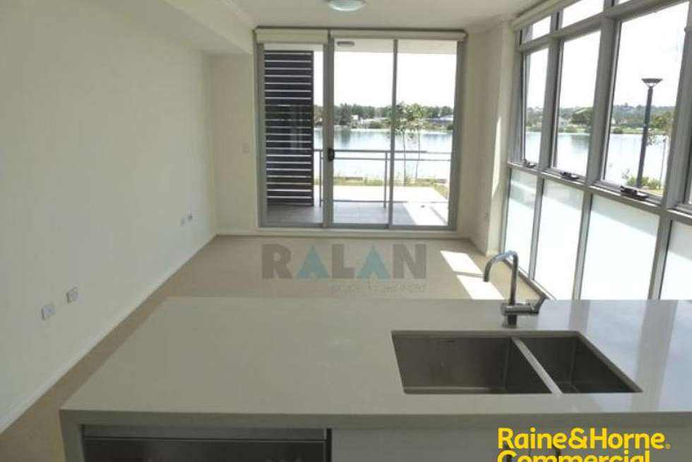 Second view of Homely apartment listing, 170/38 Shoreline Drive, Rhodes NSW 2138