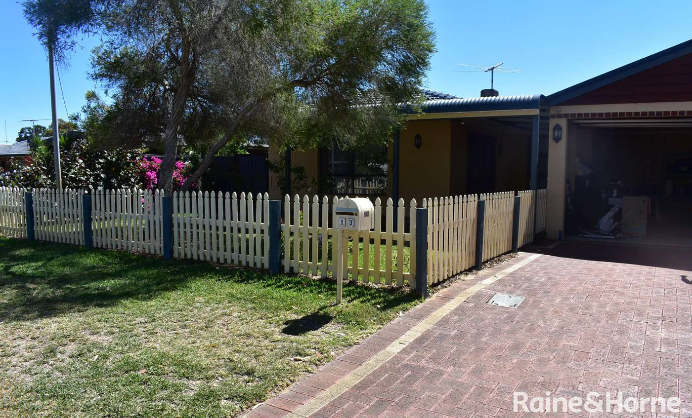 Main view of Homely house listing, 13 Hydra Close, Rockingham, WA 6168