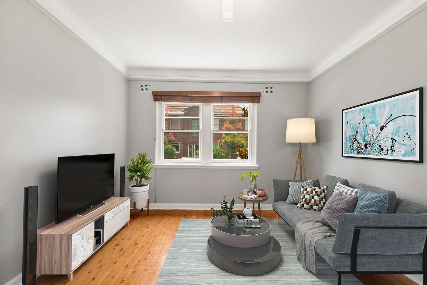 Main view of Homely apartment listing, 2/4 Monford Place, Cremorne NSW 2090