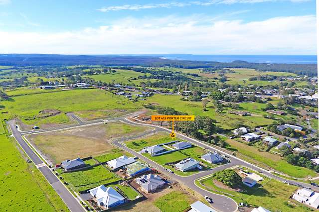 Lot 415 Porter Circuit, Milton NSW 2538