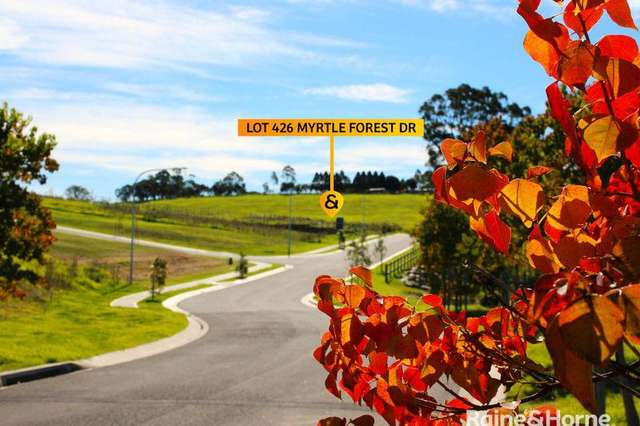 Lot 426 Myrtle Forest Drive, Milton NSW 2538