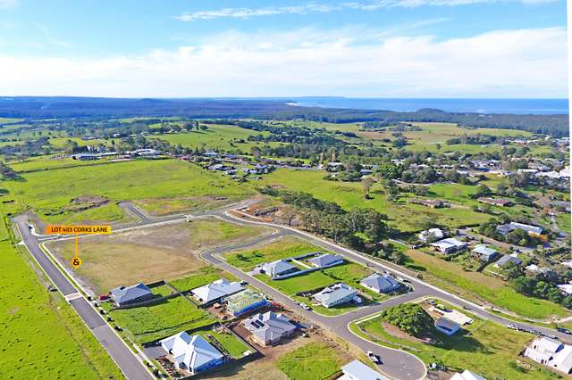 Lot 403 Corks Hill, Milton NSW 2538