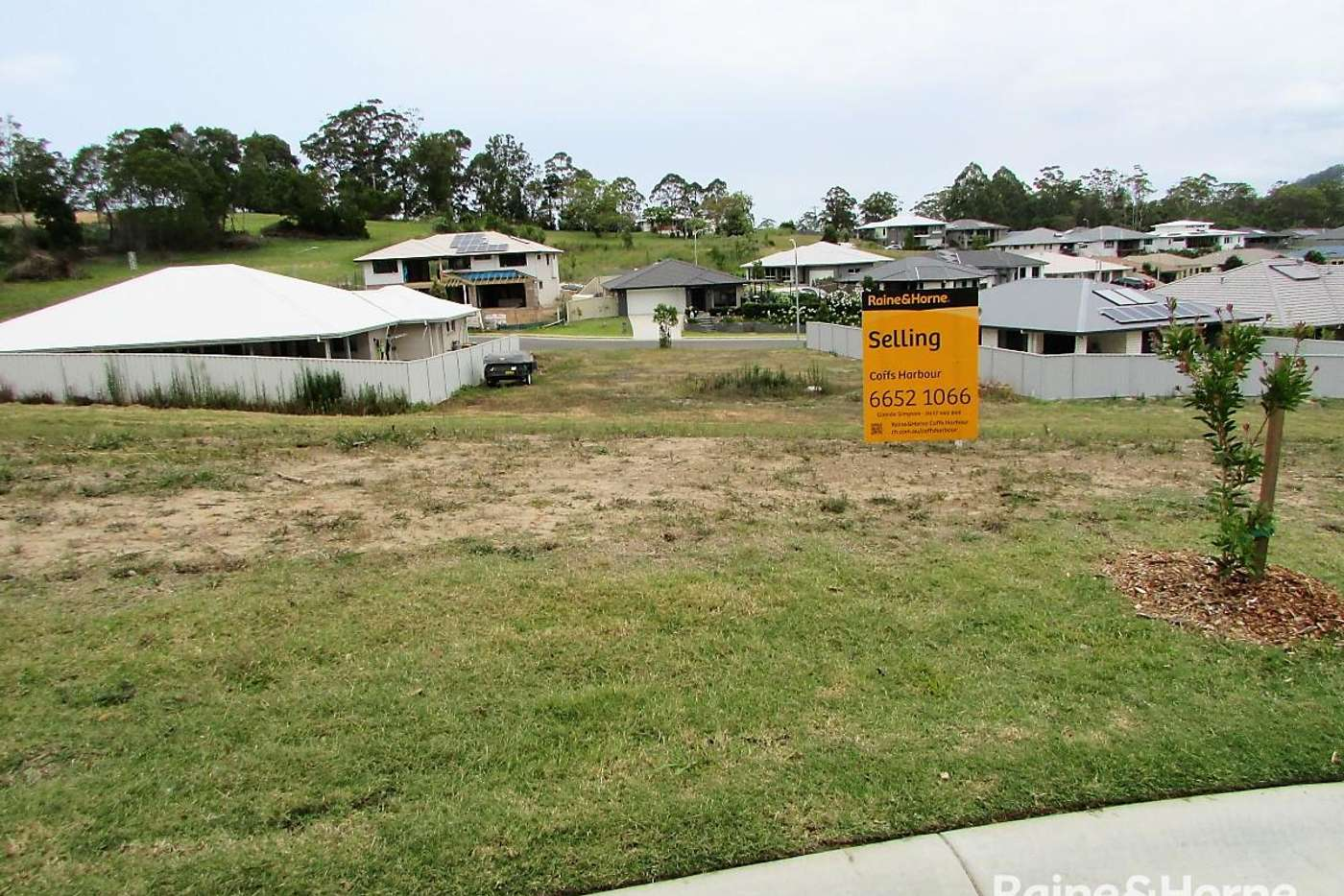Main view of Homely residentialLand listing, Lot 308 Fidler Way, North Boambee Valley NSW 2450