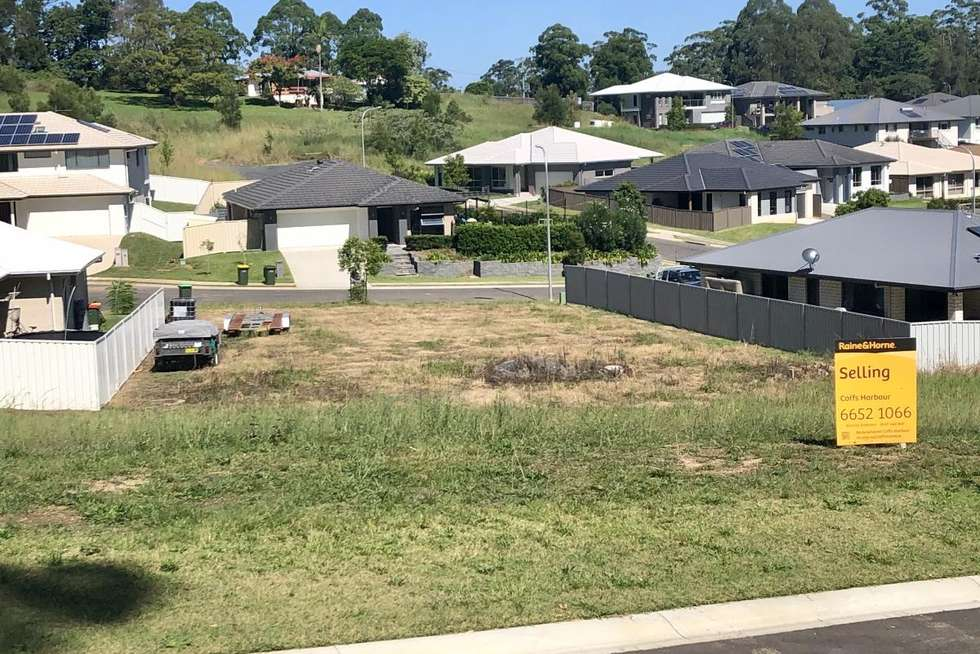 Second view of Homely residentialLand listing, Lot 308 Fidler Way, North Boambee Valley NSW 2450
