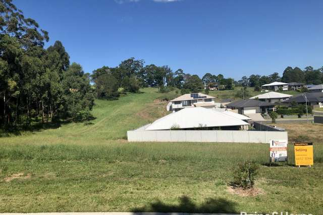 Lot 309 Fidler Way, North Boambee Valley NSW 2450
