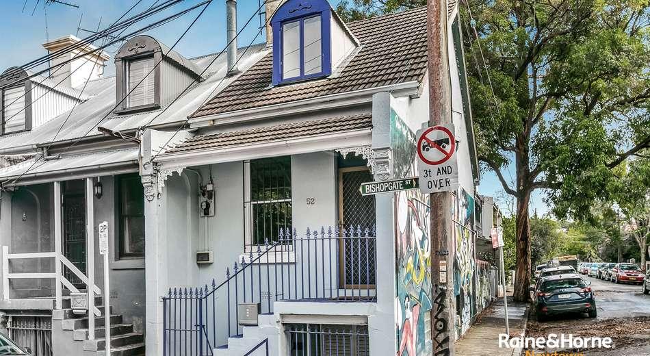 52 Bishopgate Street, Camperdown NSW 2050