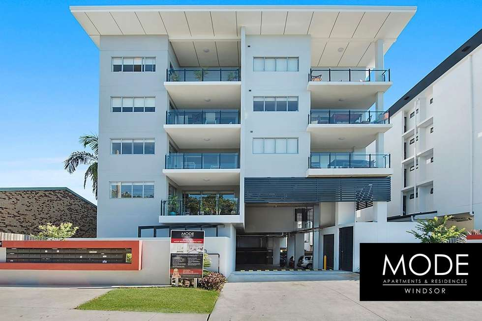 Fifth view of Homely apartment listing, 21/26 Le Geyt Street, Windsor QLD 4030