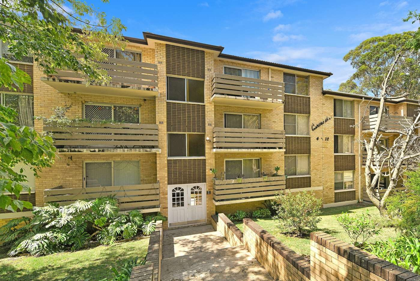 Main view of Homely apartment listing, 32/4-12 Huxtable Avenue, Lane Cove, NSW 2066