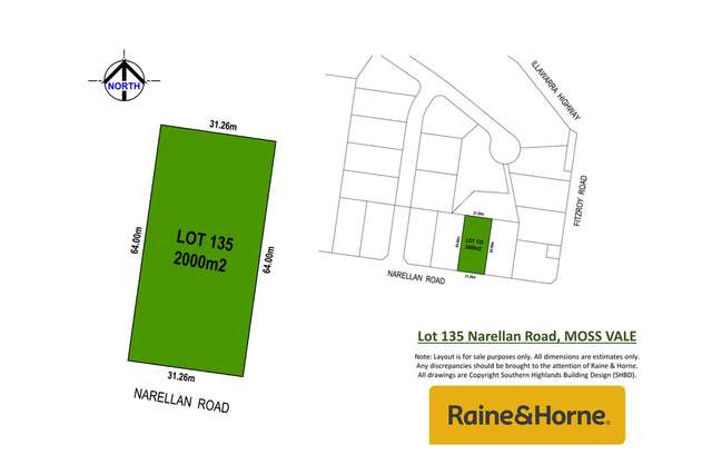 Lot 135 Narellan Road, Moss Vale NSW 2577