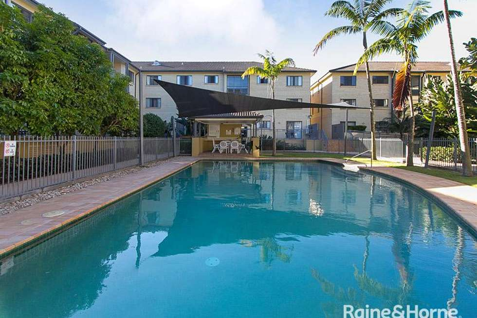 Second view of Homely apartment listing, 40/300 Sir Fred Schonell Drive, St Lucia QLD 4067