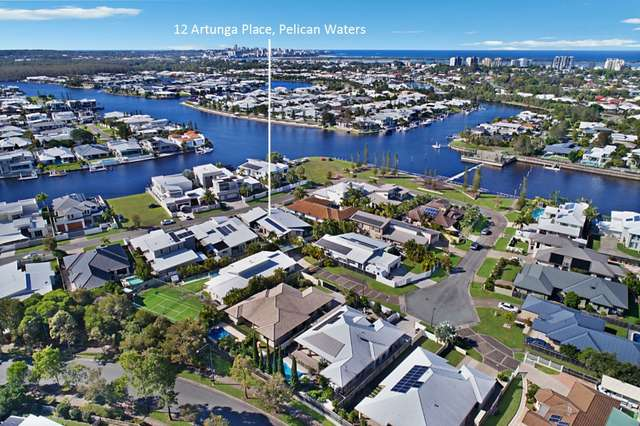 12 Artunga Place, Pelican Waters QLD 4551